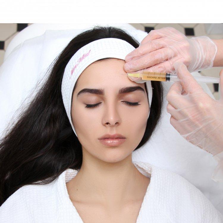 PRP-терапия в косметологии