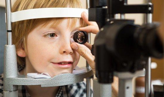 Биомикроскопия глазного дна