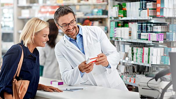 Выписка рецепта на лекарственные смеси