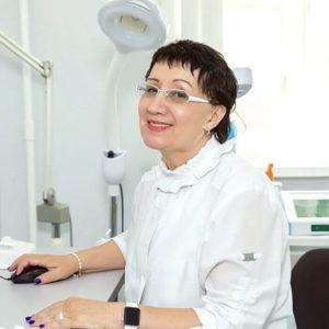 Нетесова Светлана Владимировна