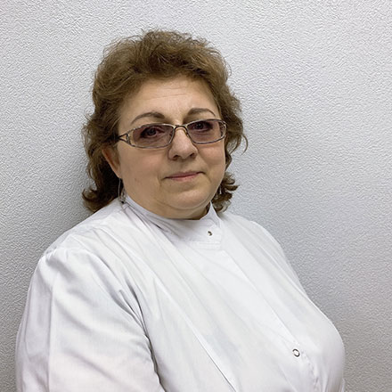 Богомазова Анна Станиславовна