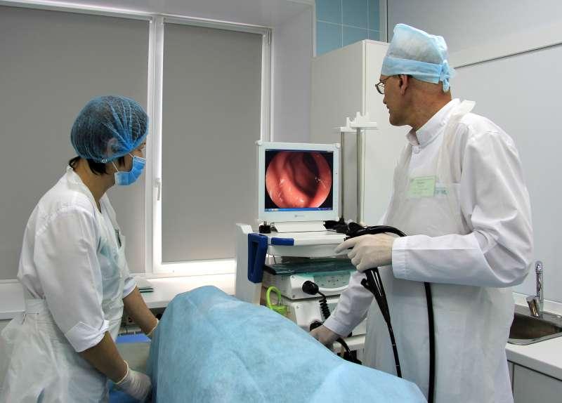 Эзофагогастродуоденоскопия Диагностическая