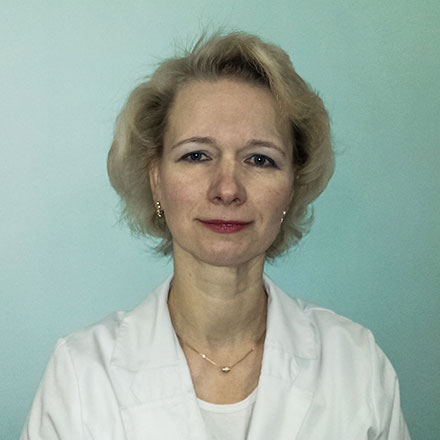 Курбанова Татьяна Анатольевна