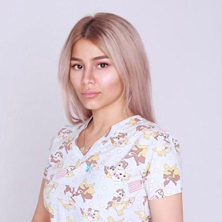 Магеррамова Илаха Эльшан Кызы