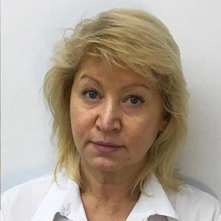 Минина Елена Юрьевна