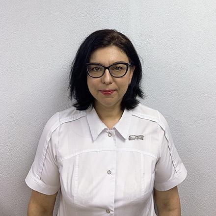 Мохова Елена Геннадьевна