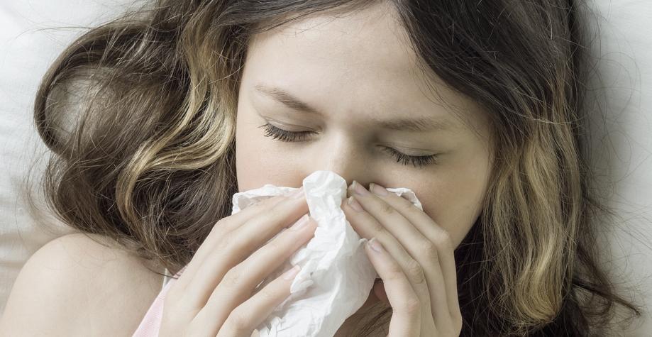 Острые респираторные заболевания Хронический насморк