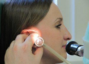 Продувание слуховой трубы катетером