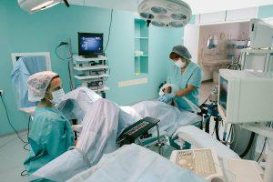 Хирургическое разъединение синехий