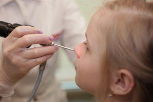 Исследование пальцевое носоглотки