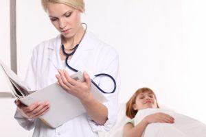 Санация влагалища антисептиком
