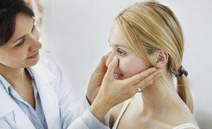 Анемизация слизистой носа с андреналином